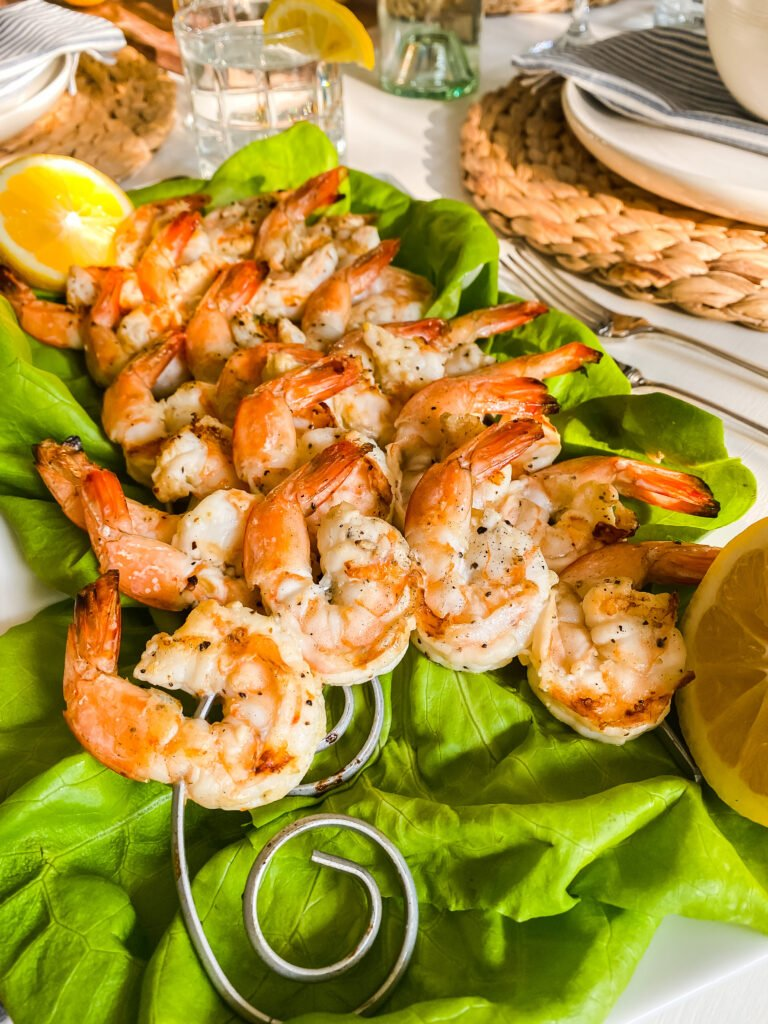 dishes for summer dinner party