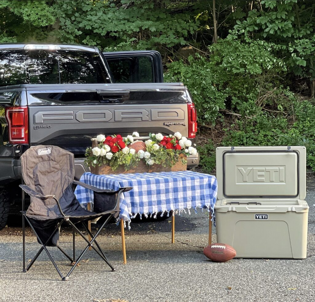 5 tailgate party ideas