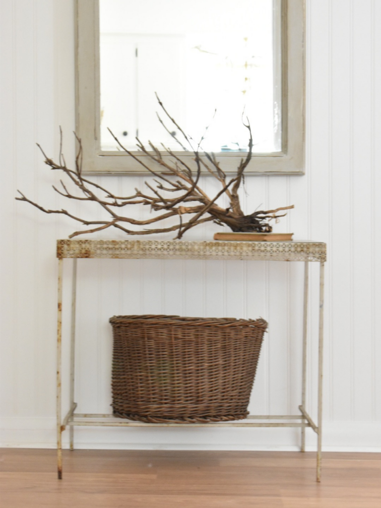neutral and natural home decor